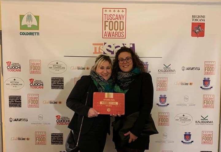 tuscany food award 1