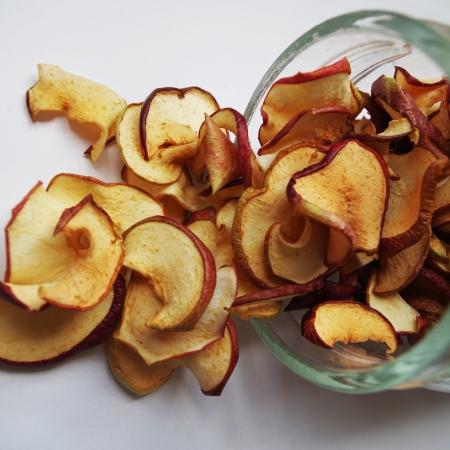 snack vegetali