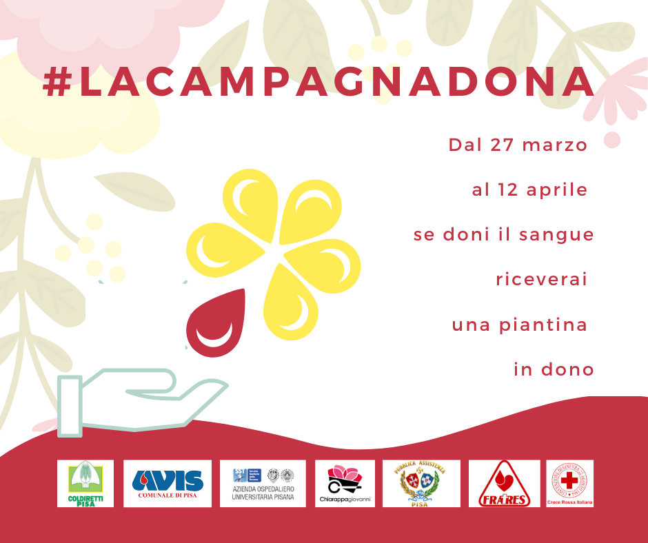 #lacampagnadona
